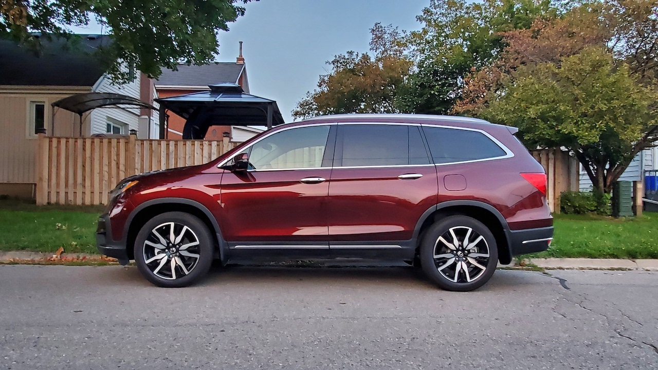 Review 2020 Honda Pilot