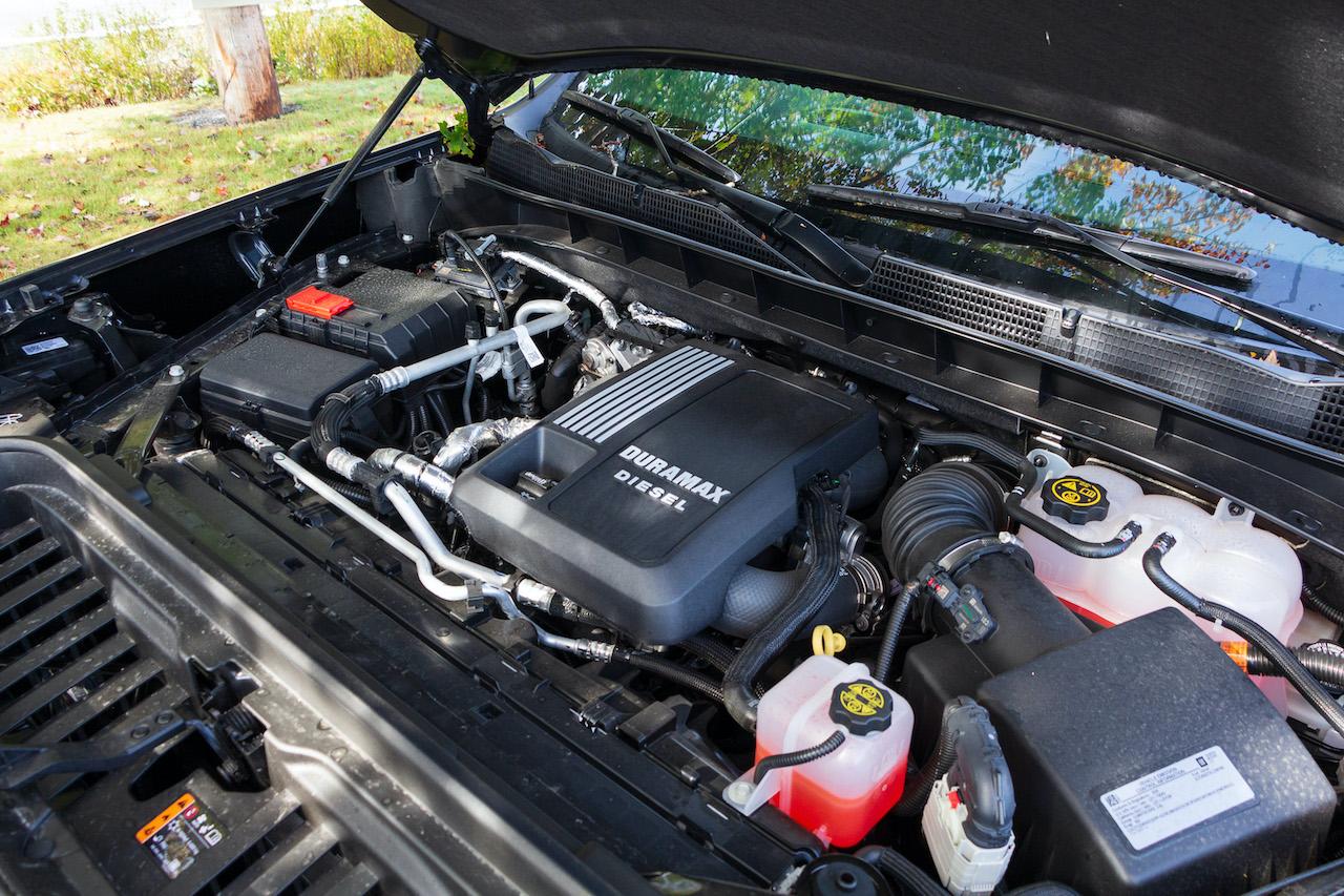 Review 2020 GMC Sierra AT4 Duramax