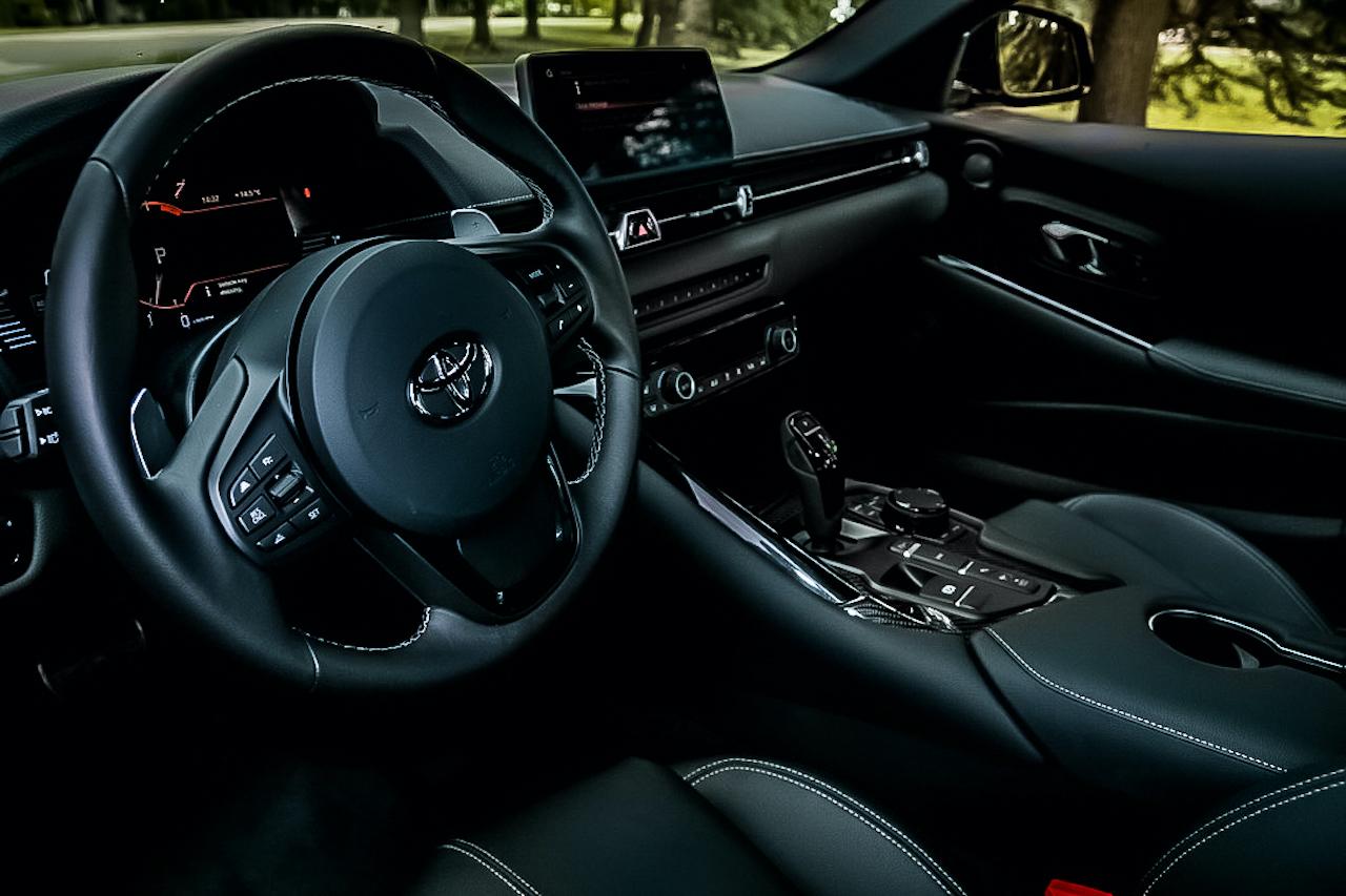Review 2021 Toyota GR Supra