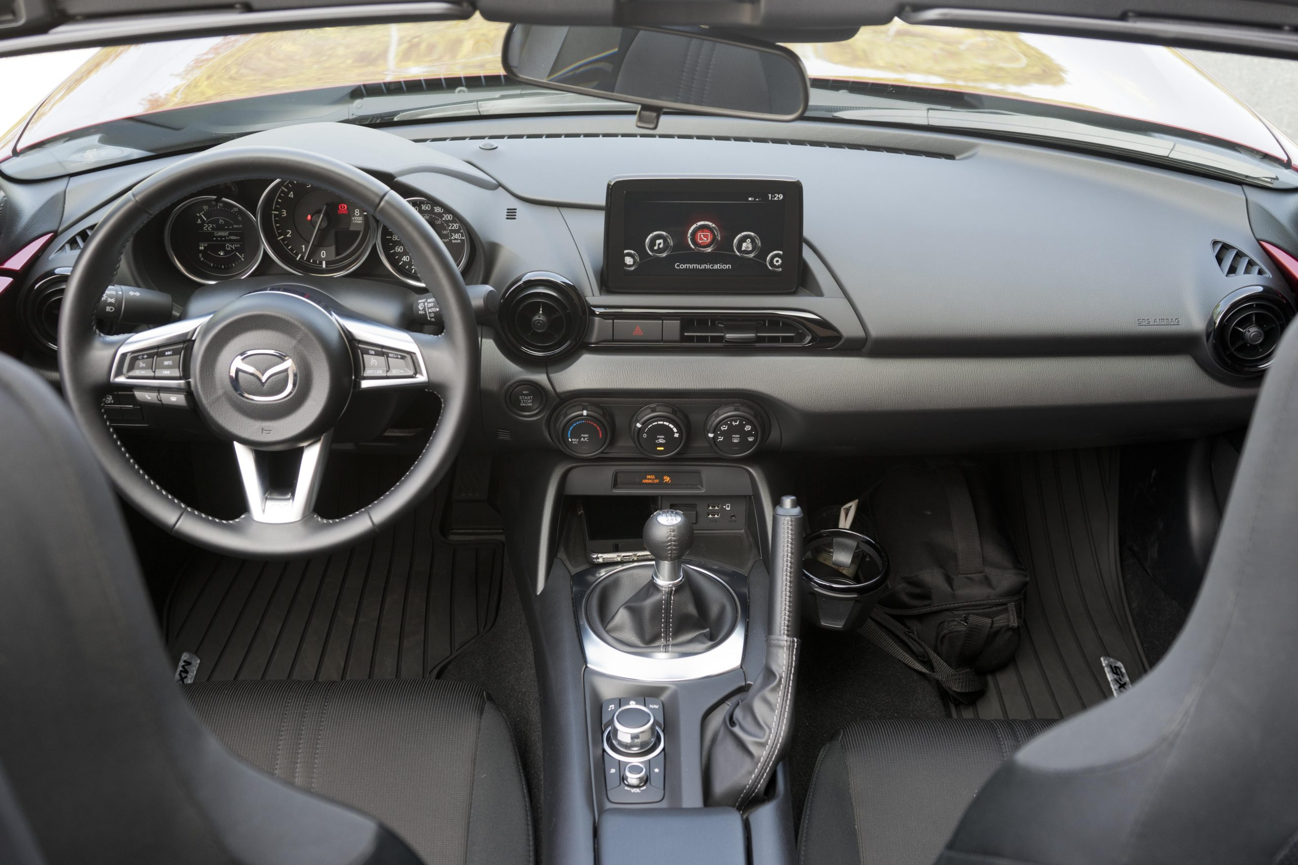 2020 Mazda MX-5 GS