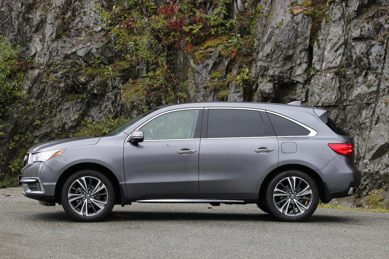 Review 2020 Acura MDX