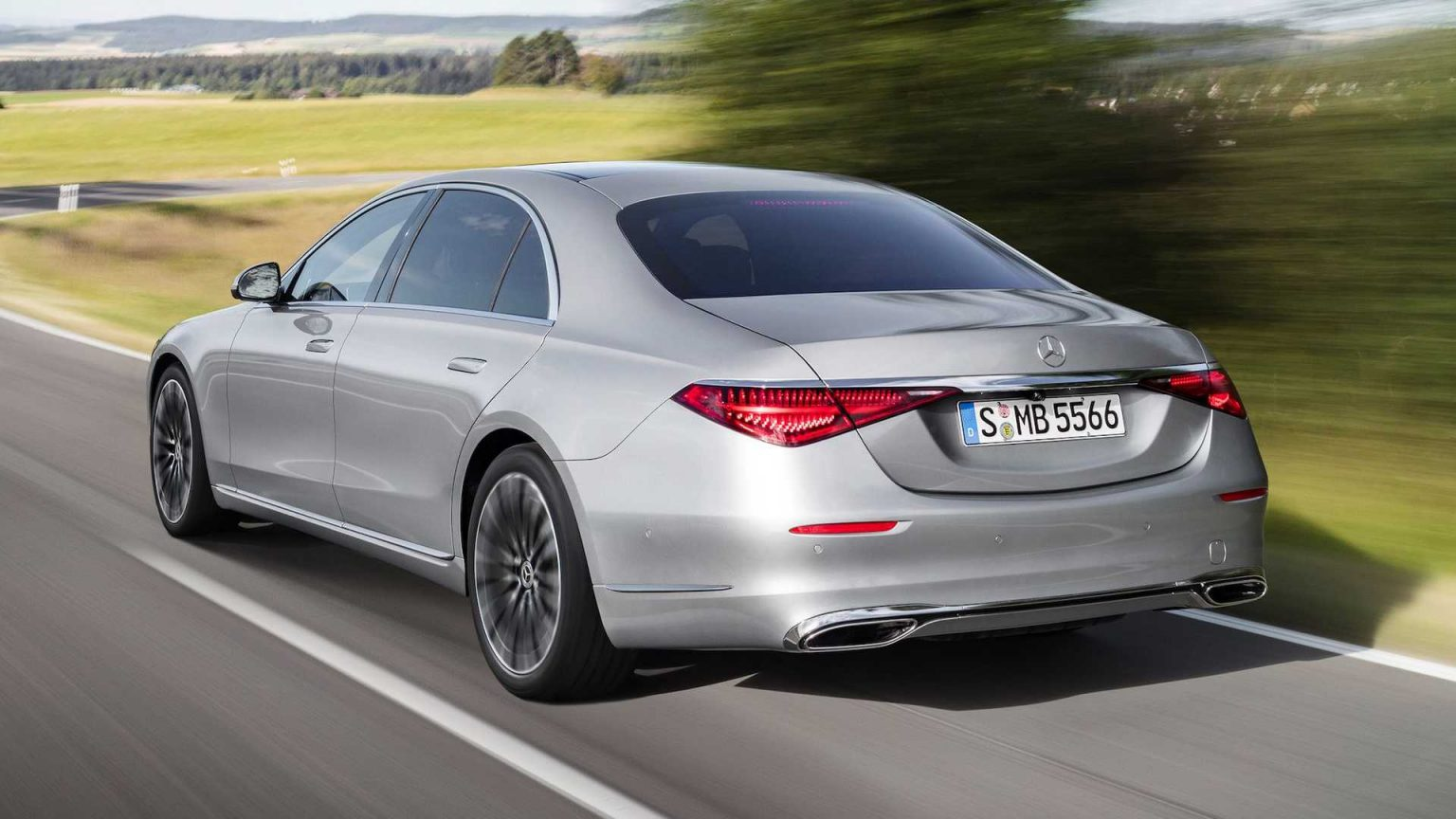 Preview: 2021 Mercedes-Benz S-Class