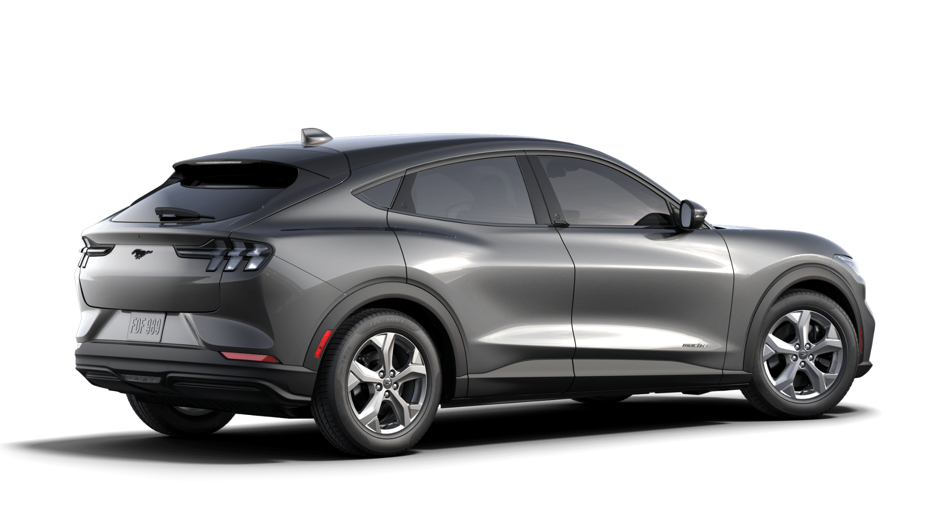 Review 2021 Ford Mustang Mach-E Select