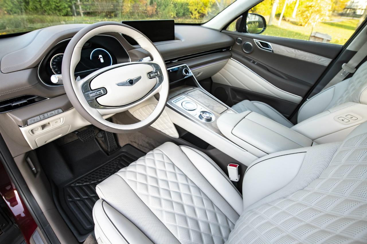 First Drive 2021 Genesis GV80