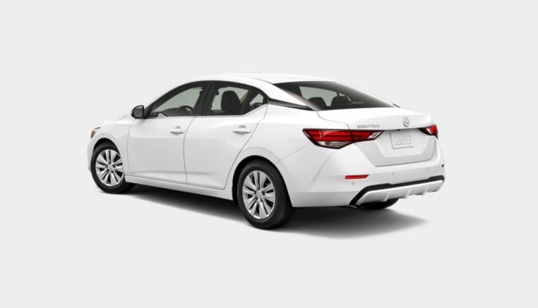 Review 2020 Nissan Sentra S