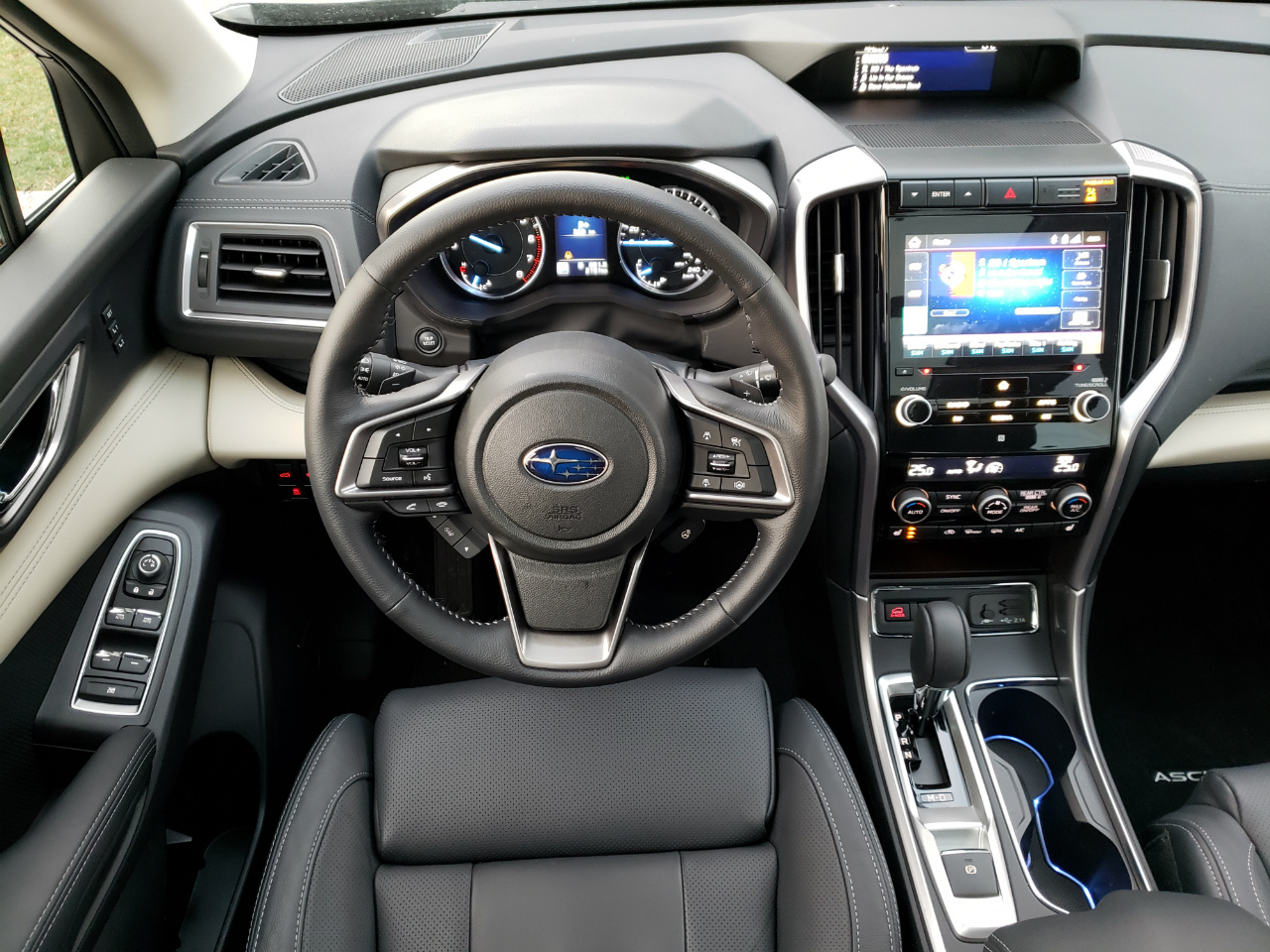 Review 2021 Subaru Ascent