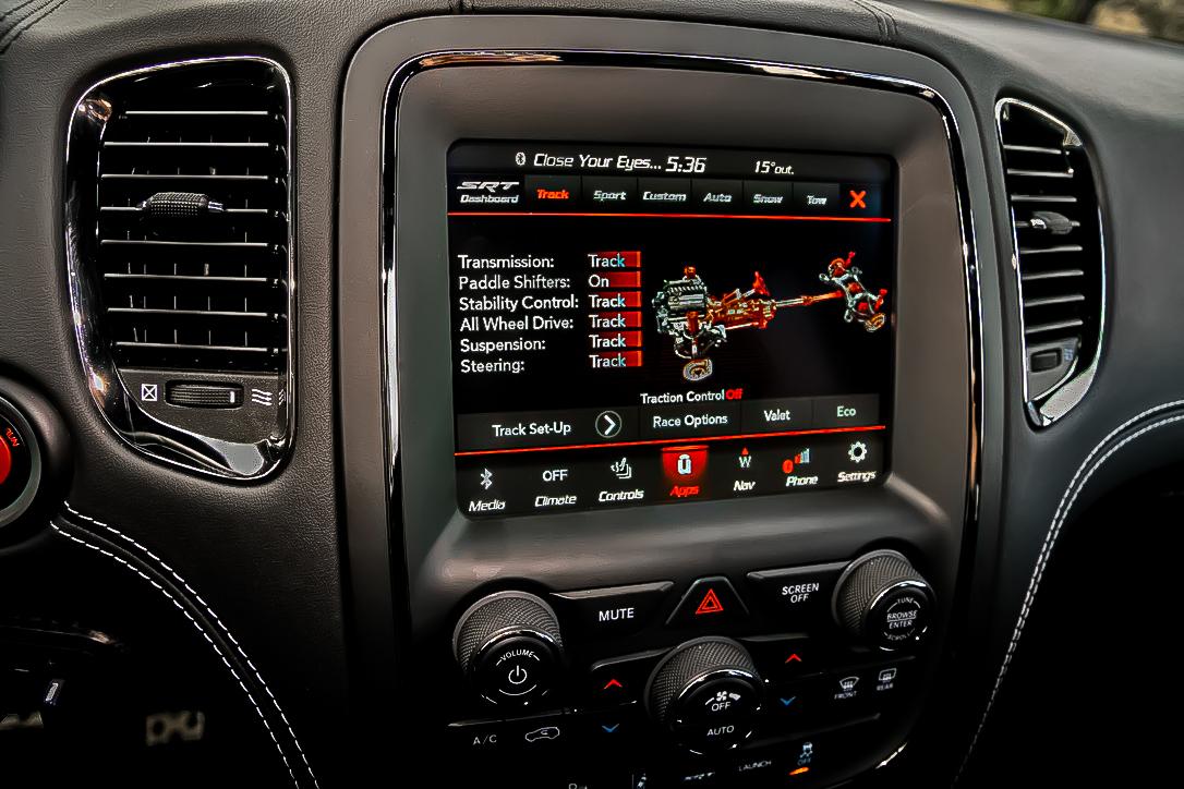 Review 2021 Dodge Durango SRT