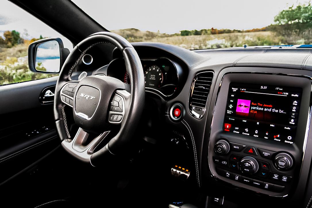 Review 2020 Dodge Durango Srt Wheels Ca