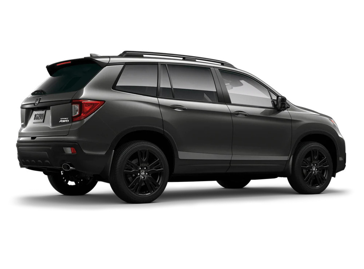 Review 2021 Honda Passport Sport
