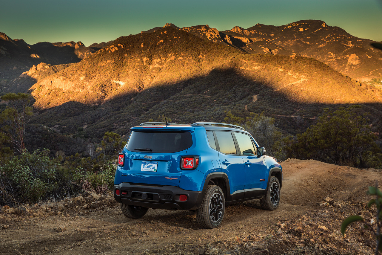 Buying Used Jeep Renegade