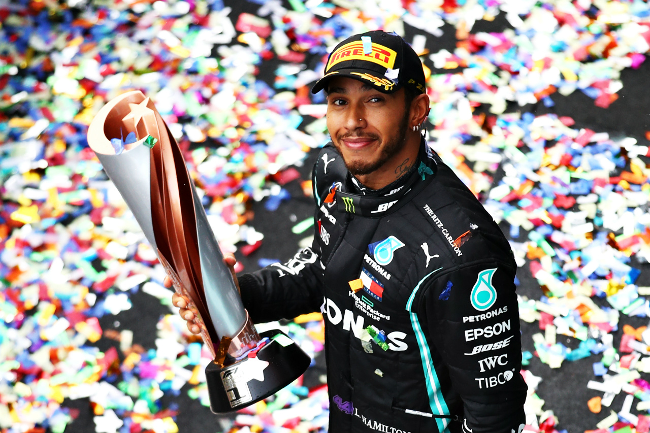 Top 10 Motor Sport Stories for 2020