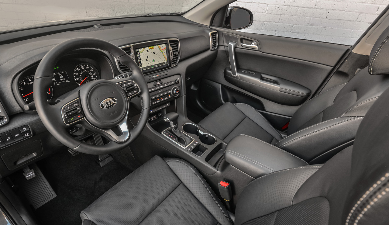 Buying Used Kia Sportage