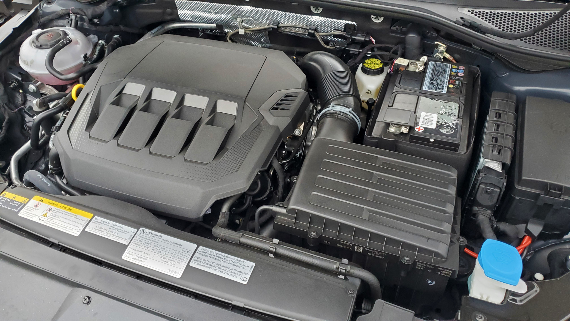 Review 2020 Volkswagen Arteon