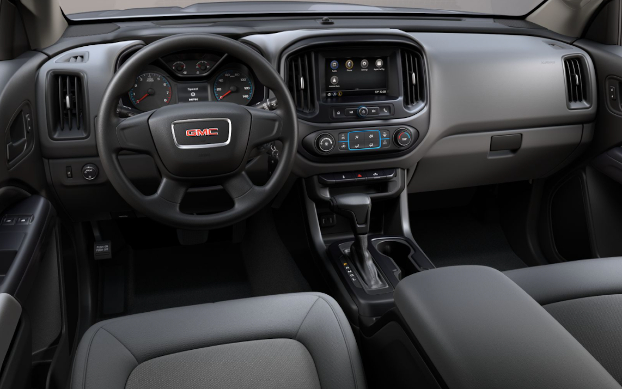 Review 2021 GMC Canyon