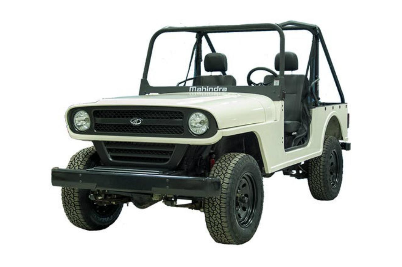 hybrid Jeep Wrangler