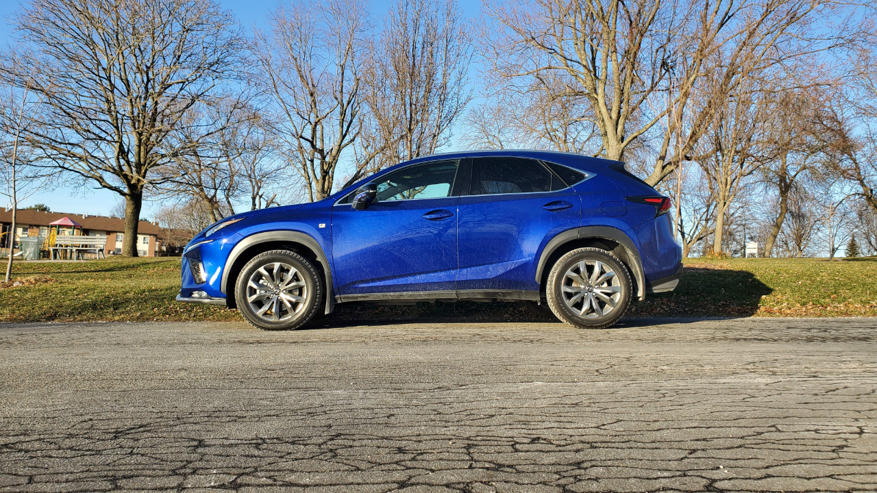 Review 2021 Lexus NX 300