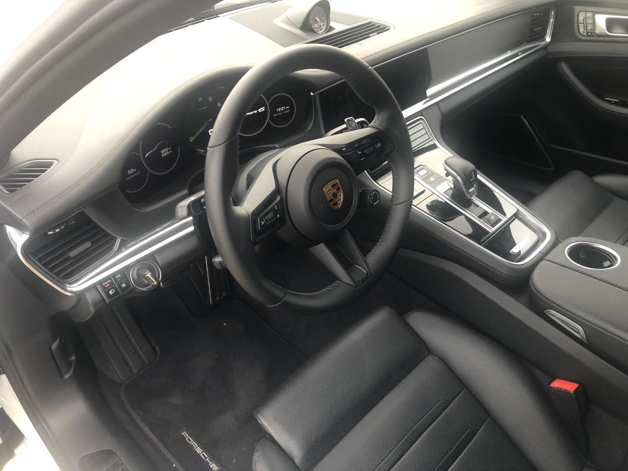 Review 2021 Porsche Panamera Hybrid