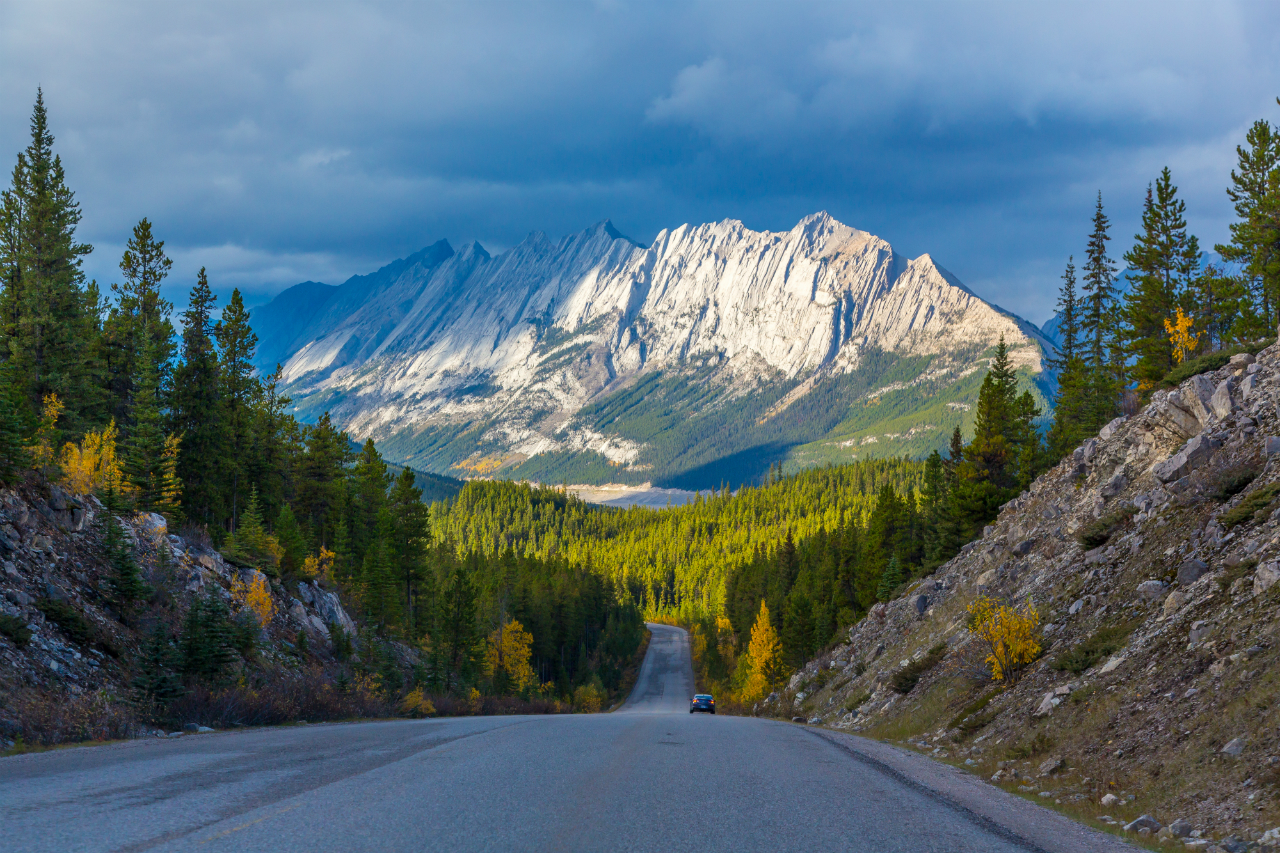 bucket list of the places in Canada