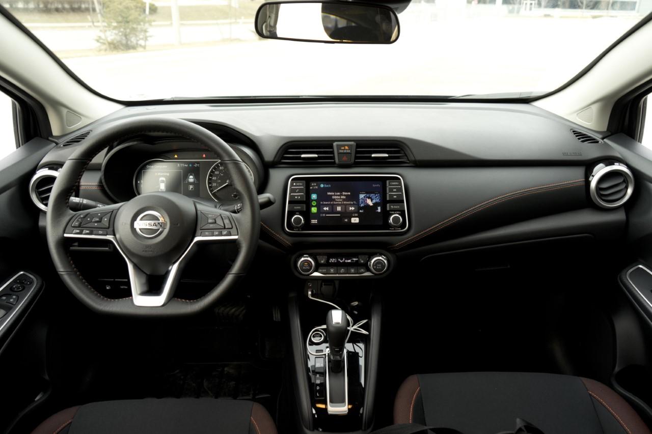 First Drive 2021 Nissan Versa