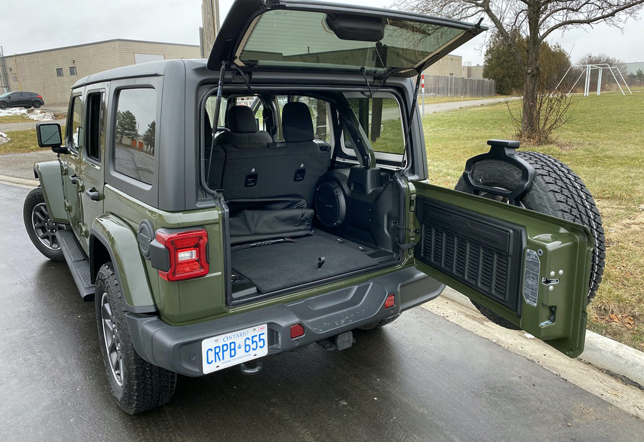Review 2021 Jeep Wrangler Unlimited