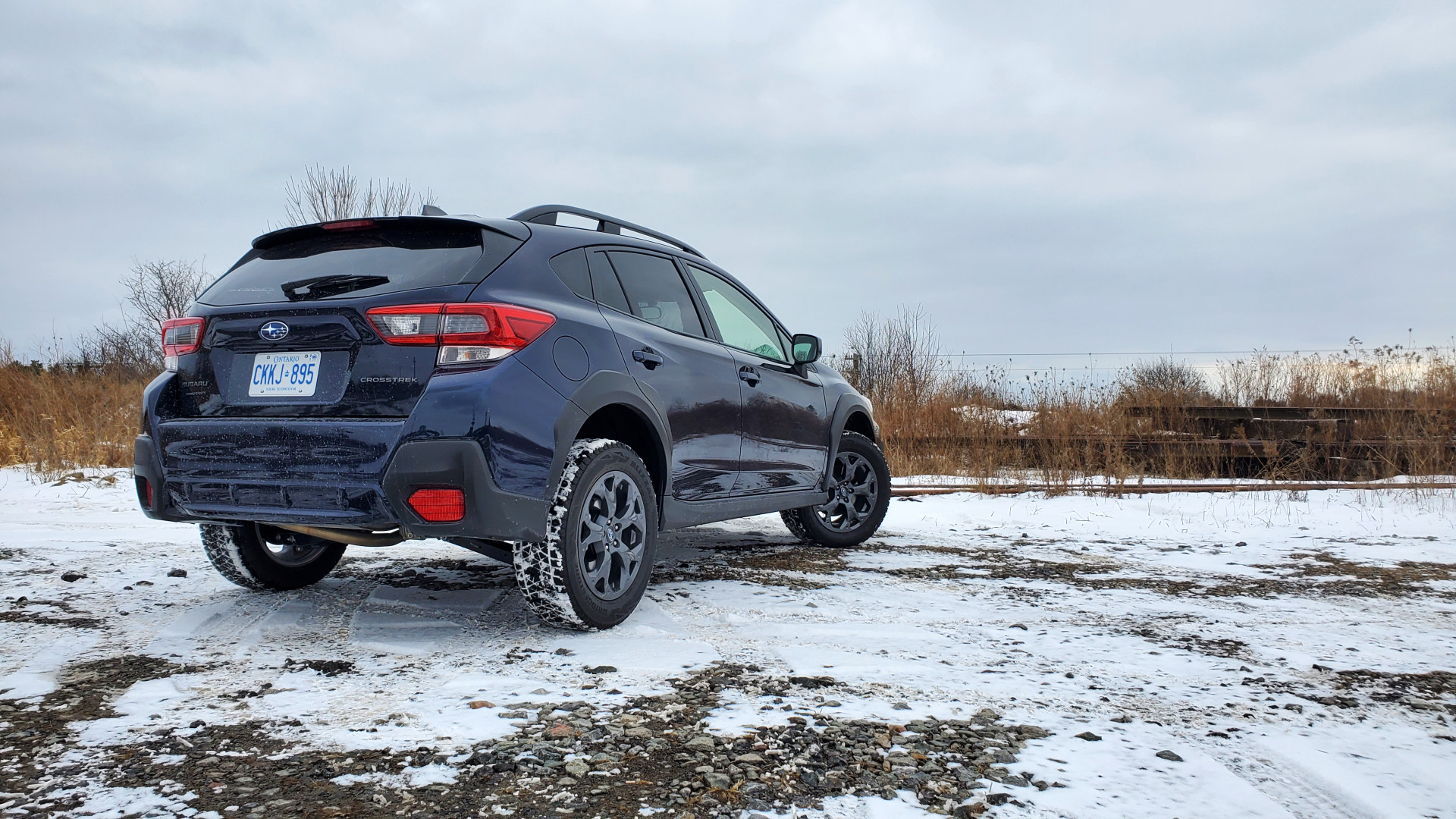 Review 2021 Subaru Crosstrek