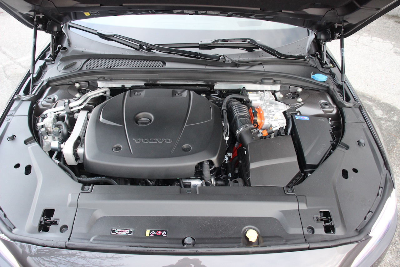 Review 2021 Volvo S90 Recharge