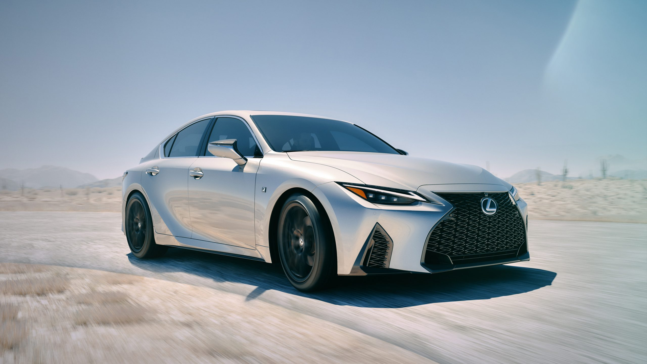 2021 Lexus IS F