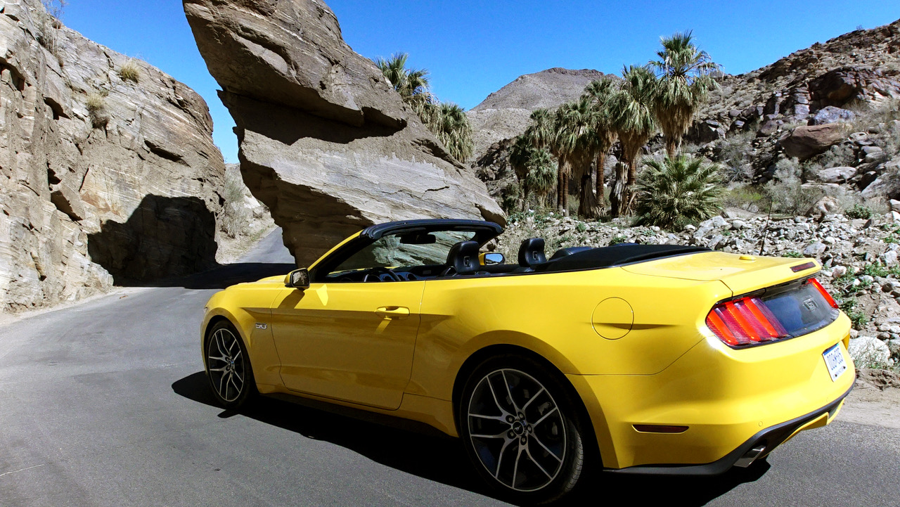 Buying Used Ford Mustang