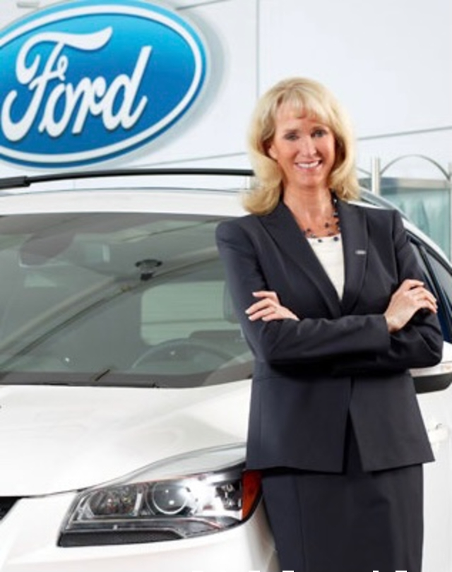 Ford of Canada CEO
