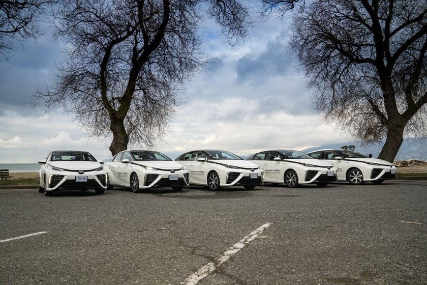 Toyota and Lyft