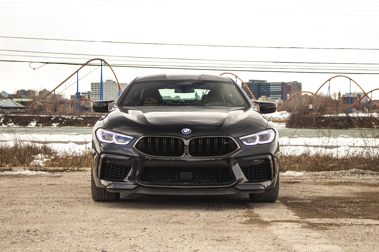 Review 2021 BMW M8 Competition
