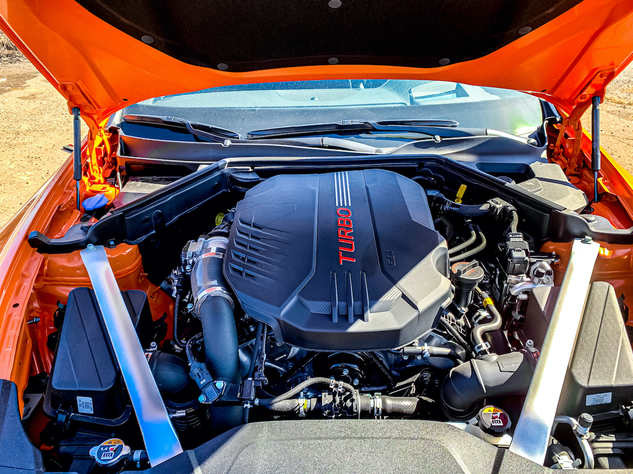 Review 2021 Kia Stinger GT