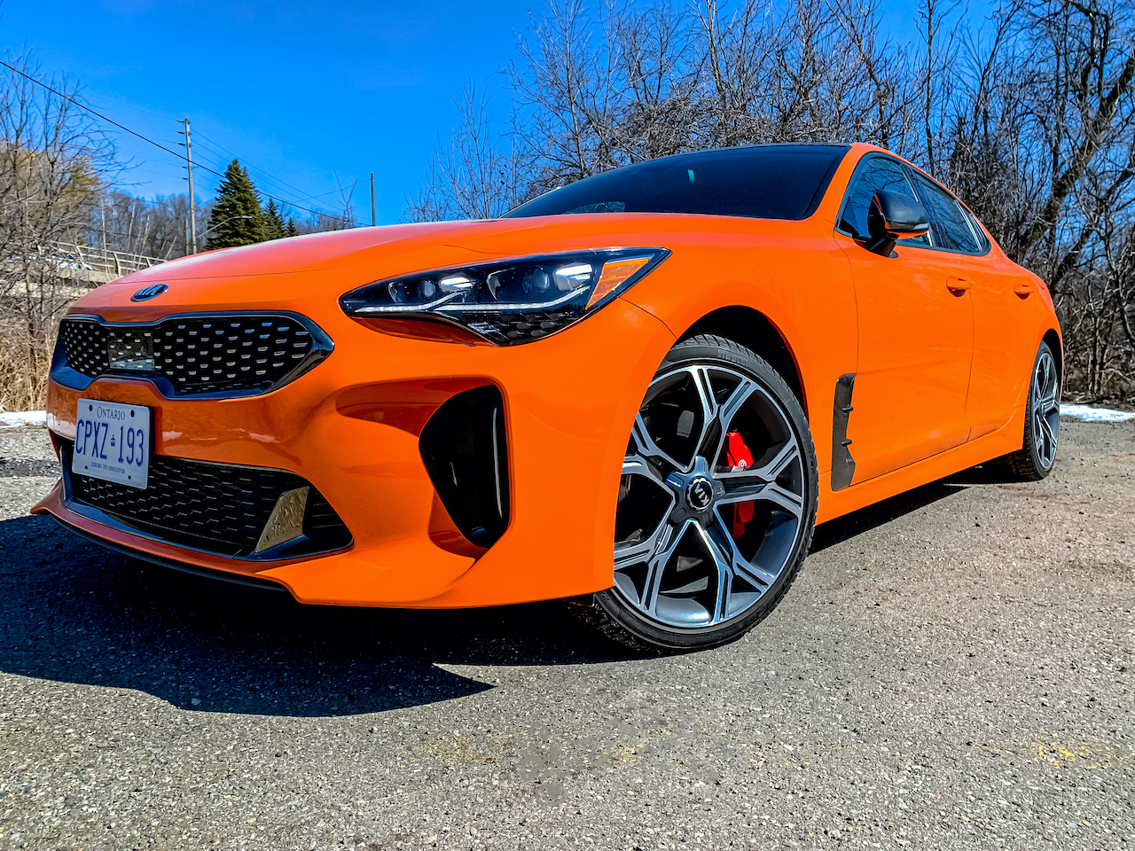 Review 2021 Kia Stinger GT