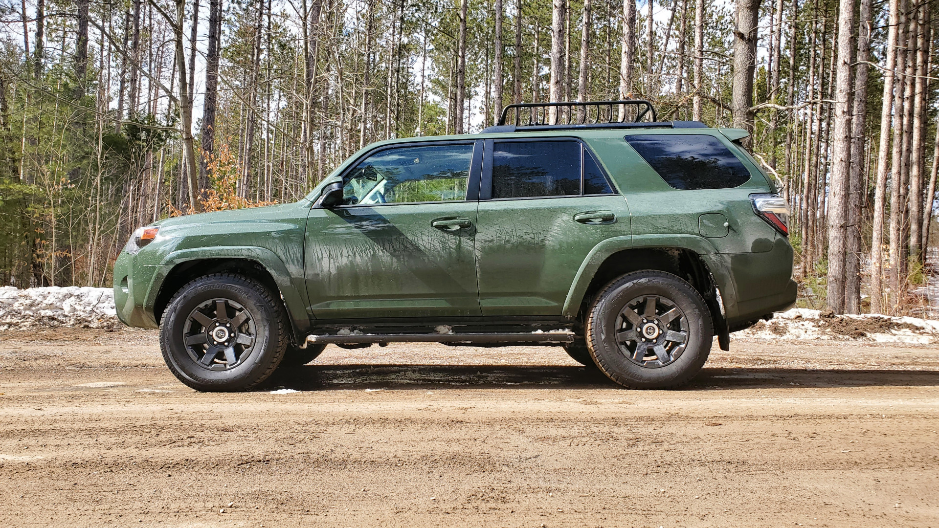 Review 2021 Toyota 4Runner Trail