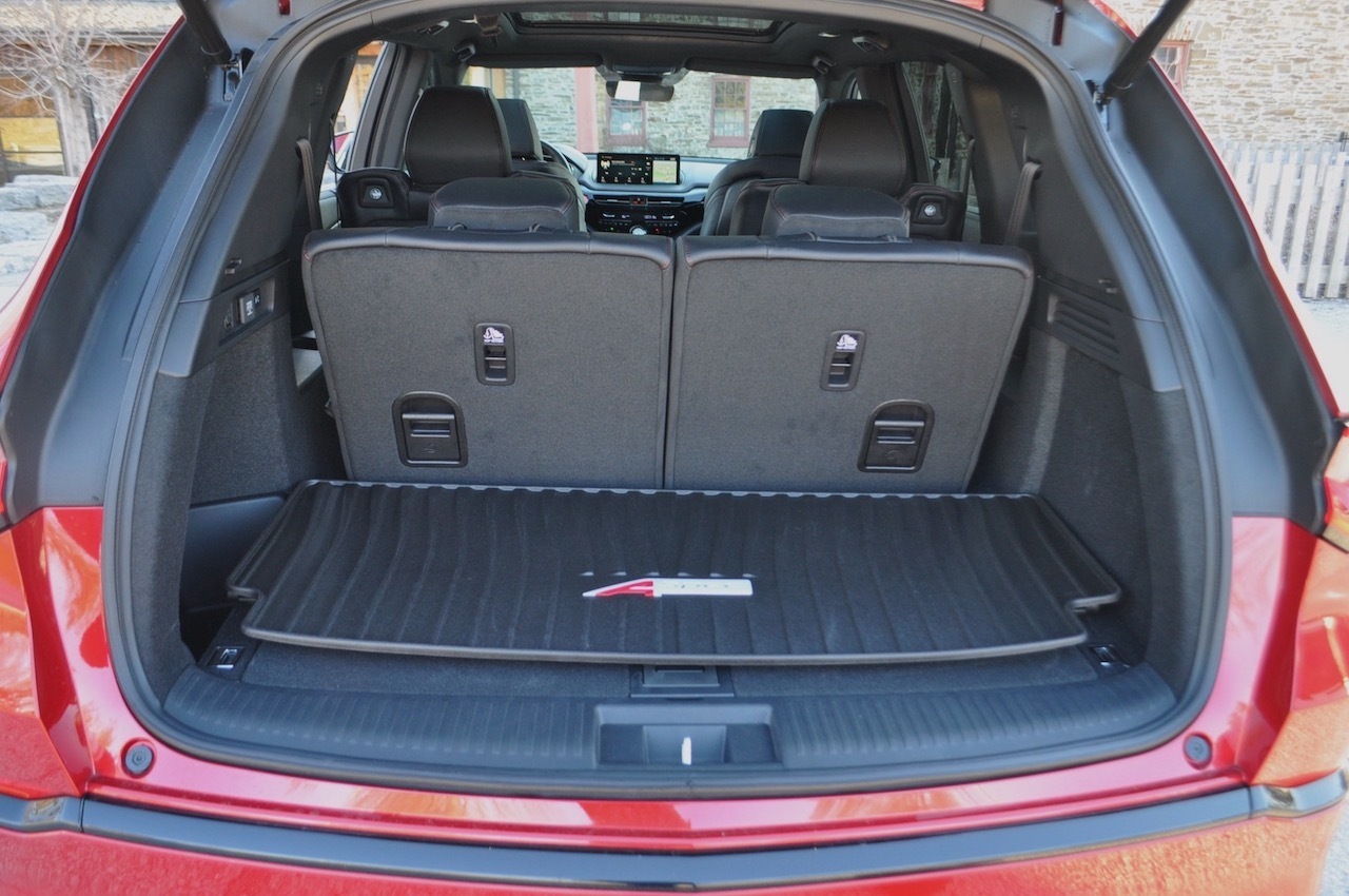 Review 2022 Acura MDX A-Spec