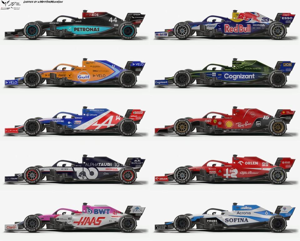 2021 Formula One