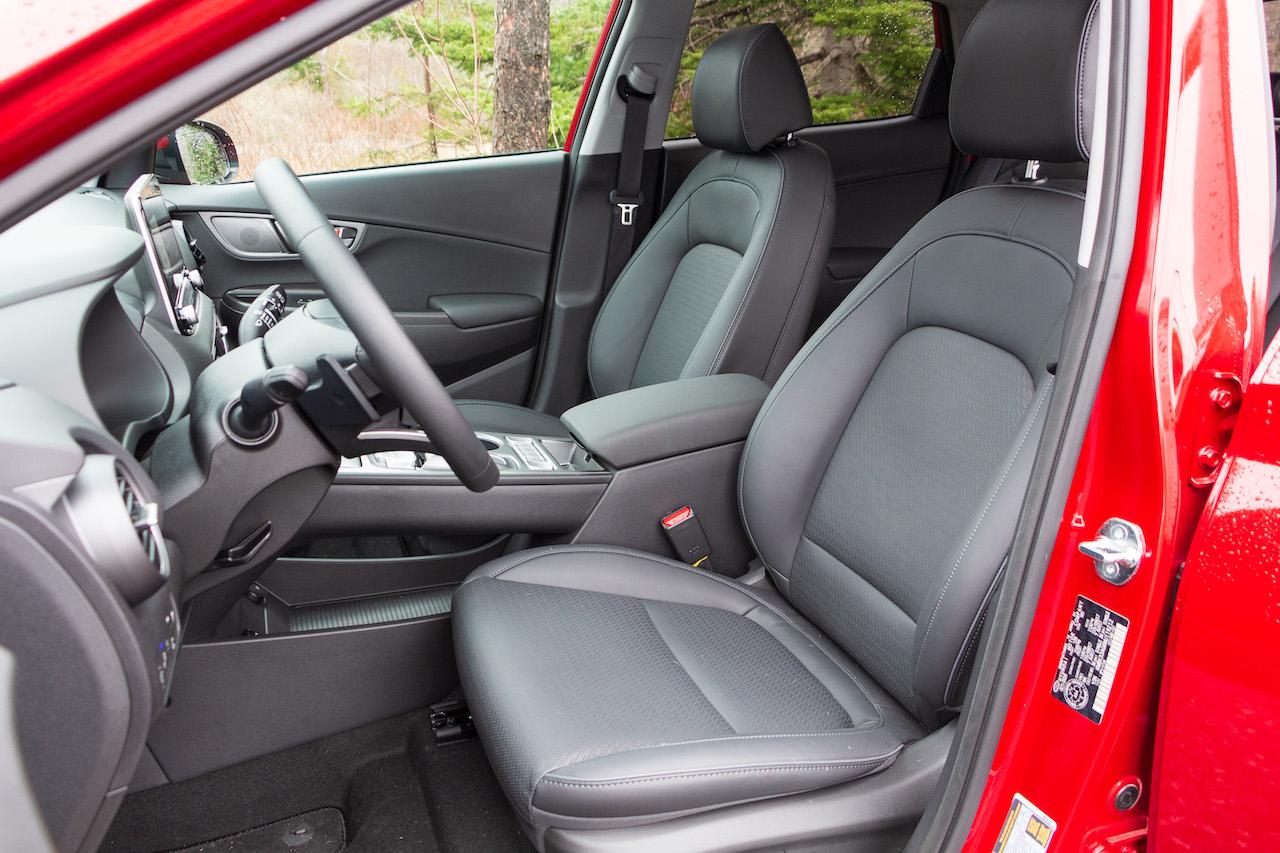Review 2021 Hyundai Kona EV