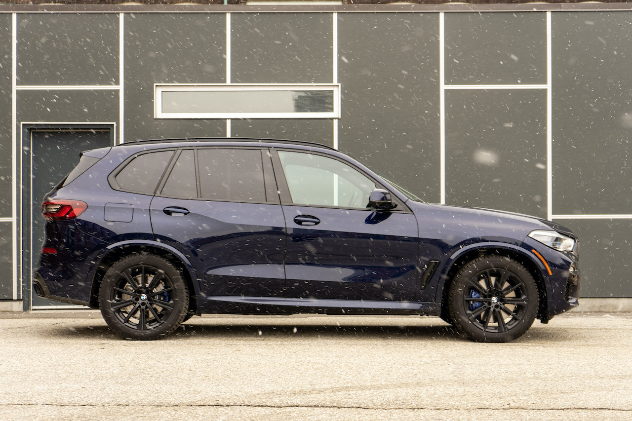 Review 2021 BMW X5 xDrive45e