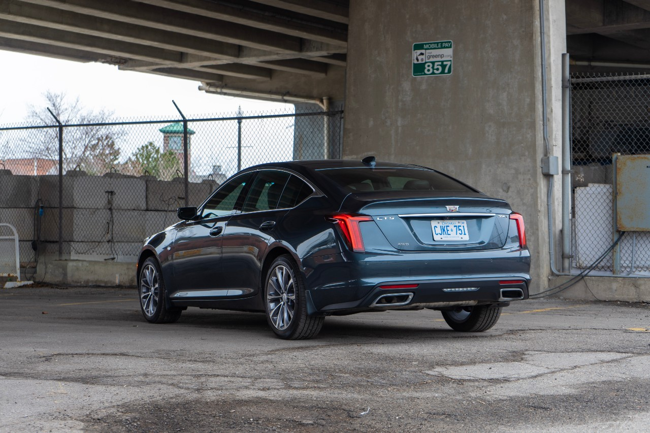 Review 2021 Cadillac CT5