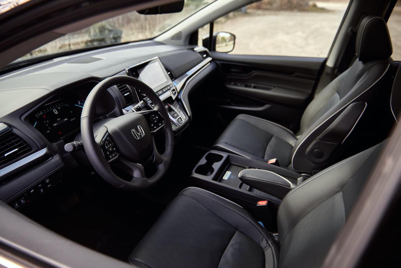 Review 2021 Honda Odyssey
