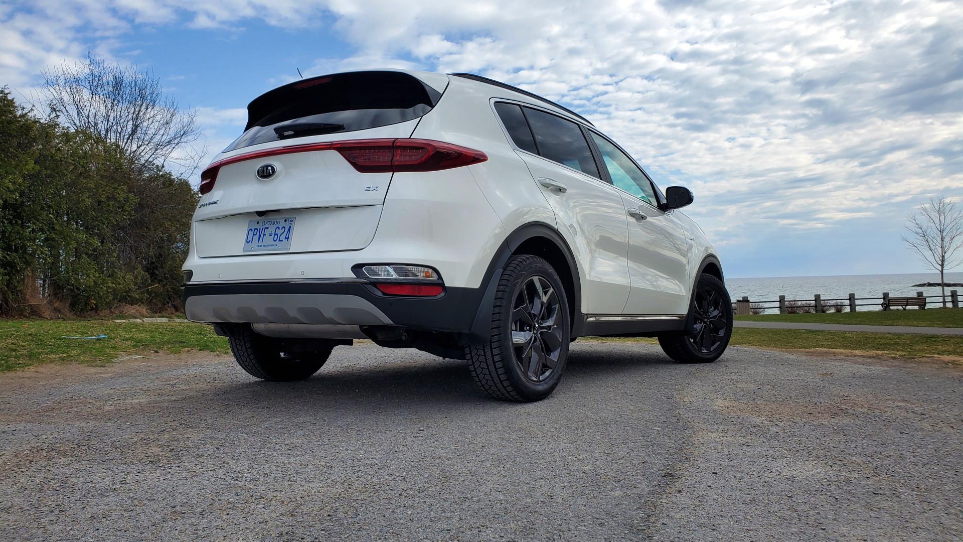 Review 2021 Kia Sportage EX