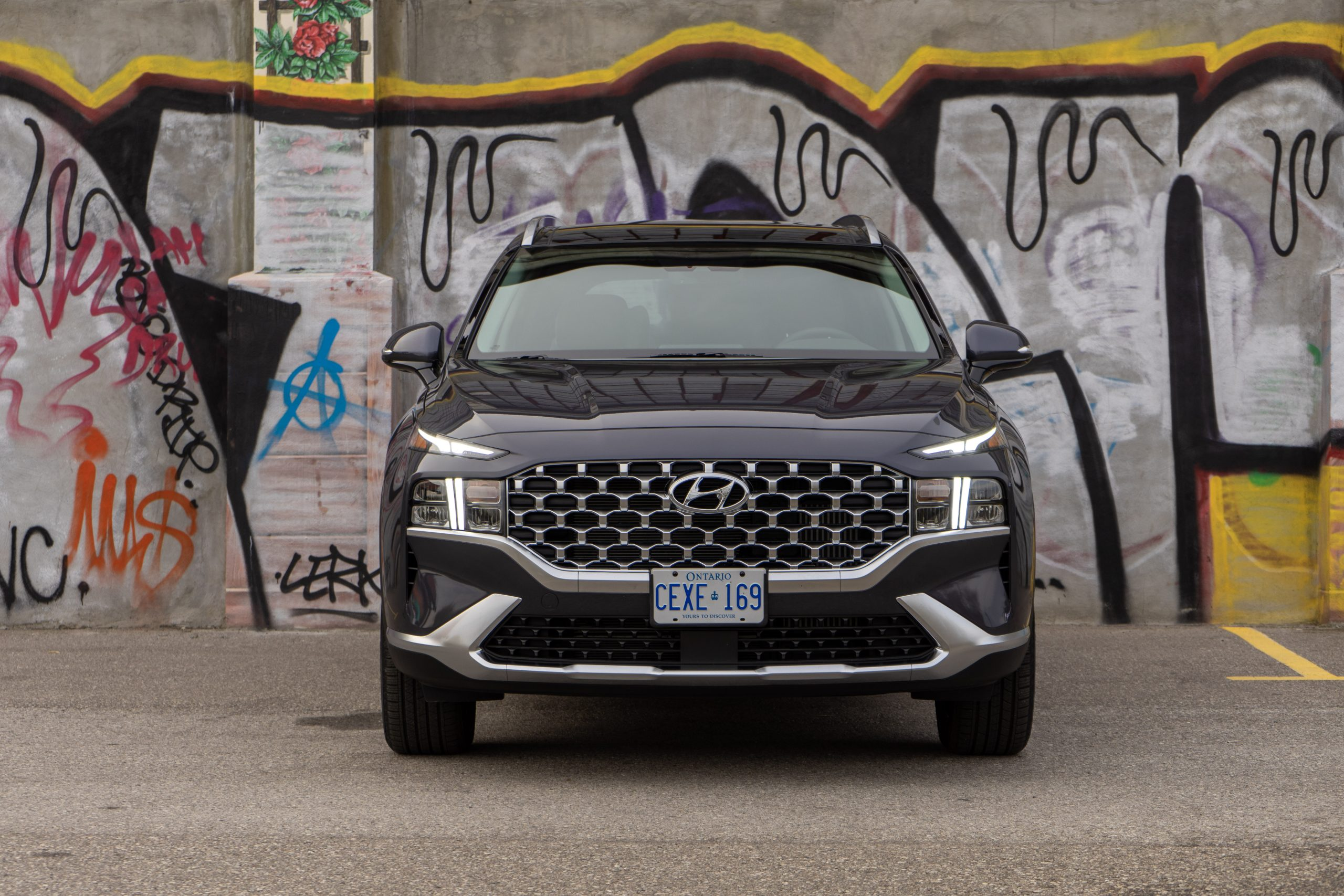 2021 Hyundai Santa Fe Luxury Hybrid