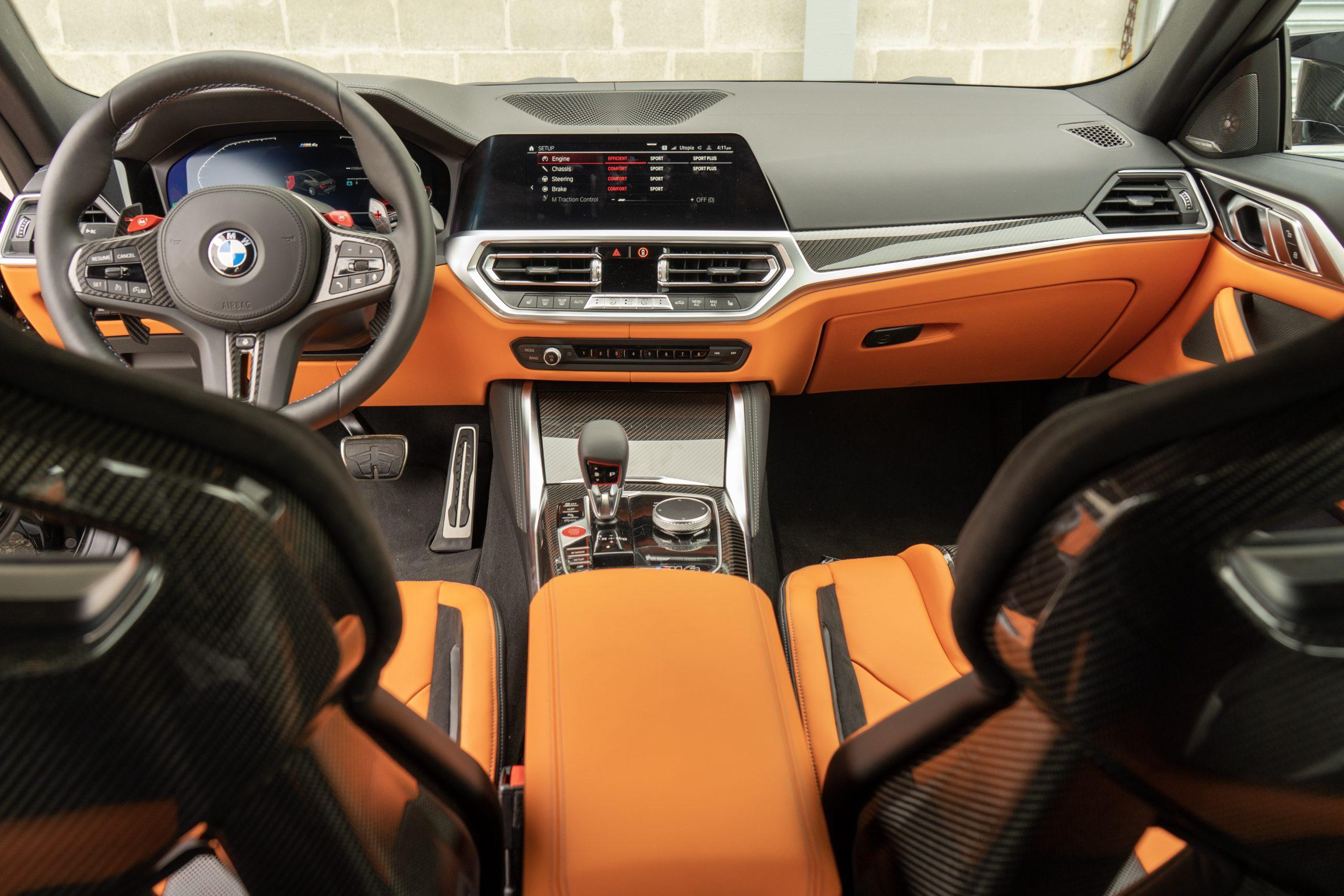 BMW M4 Competizione 2021