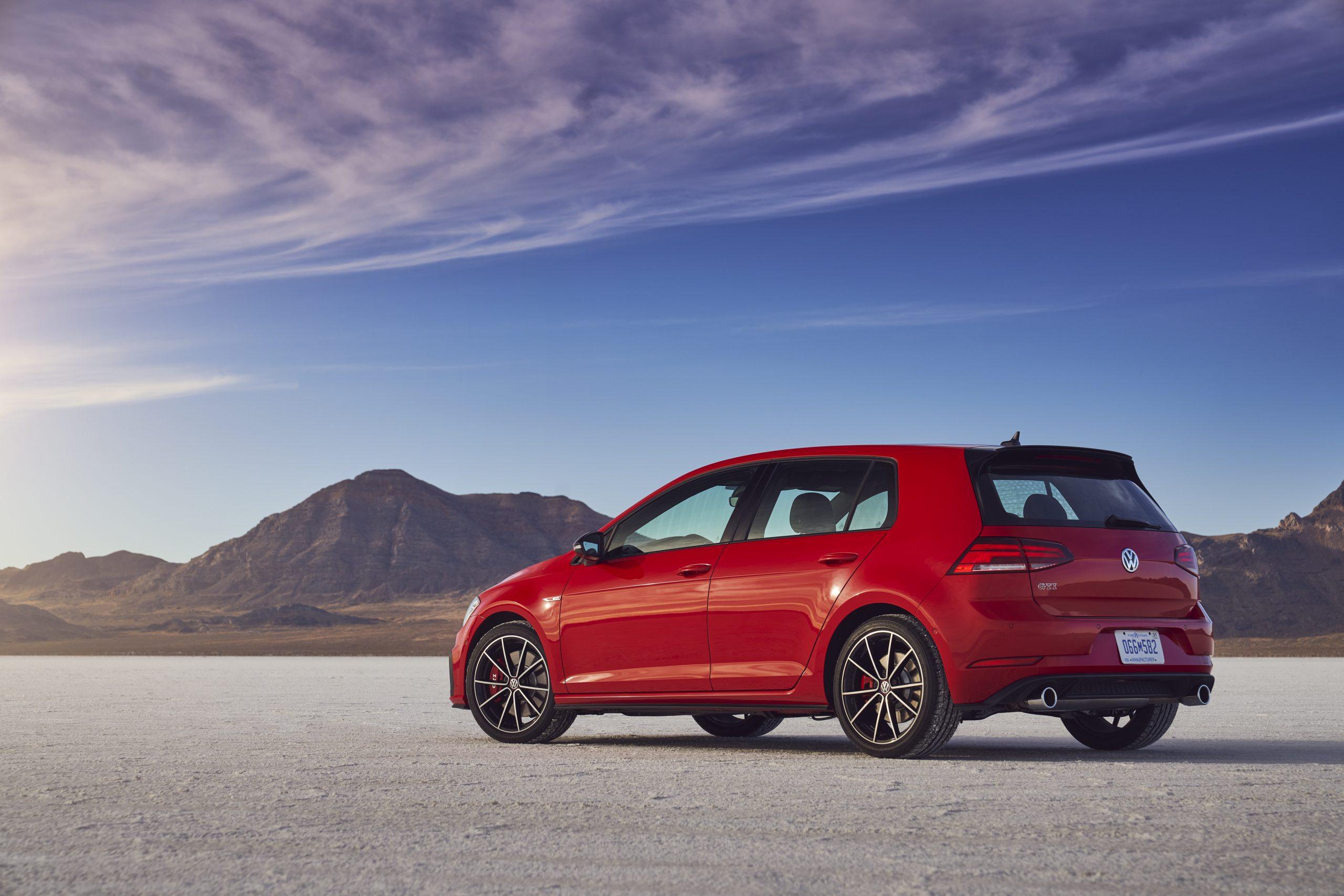2021 VW Golf GTI