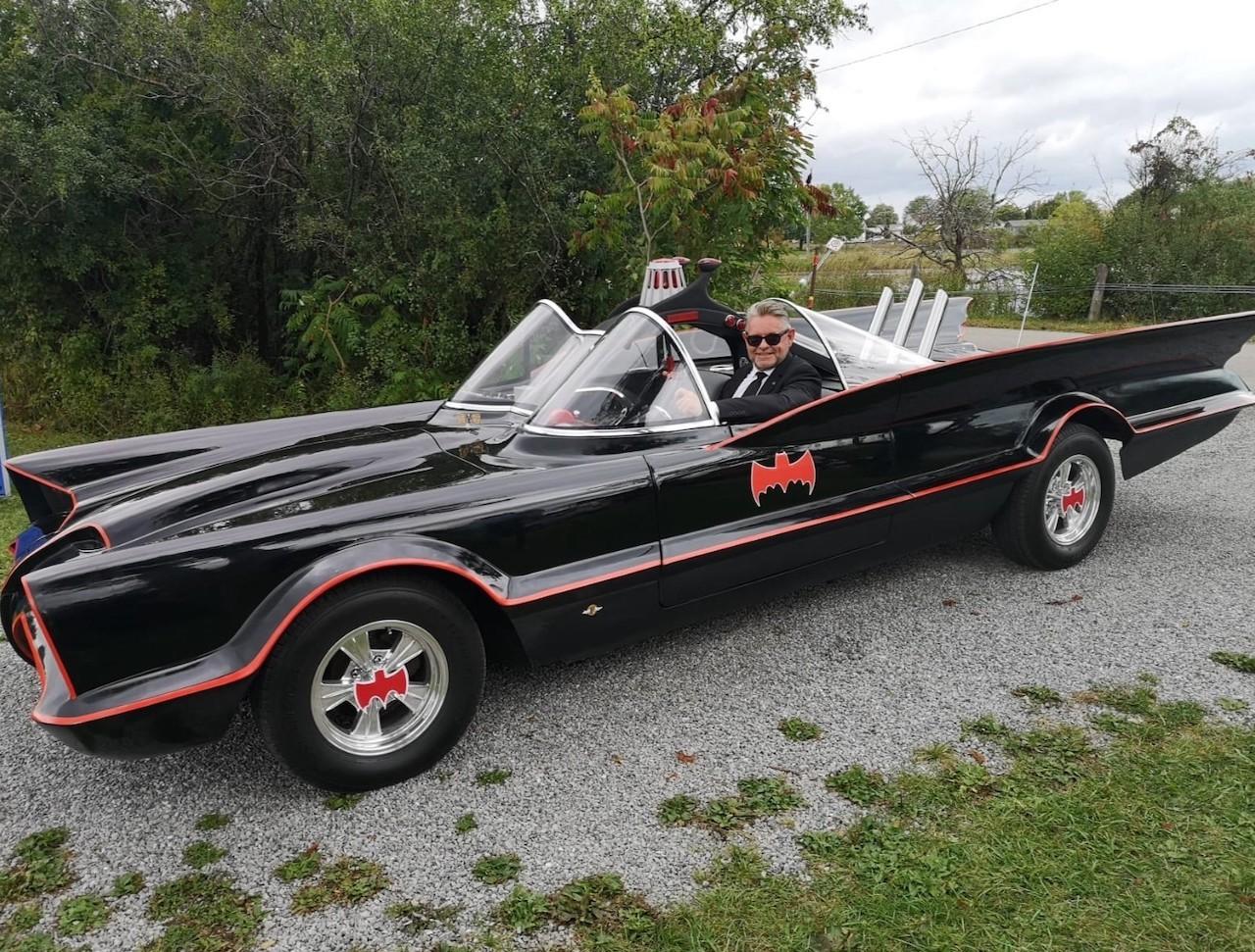 Canadian made Batmobile