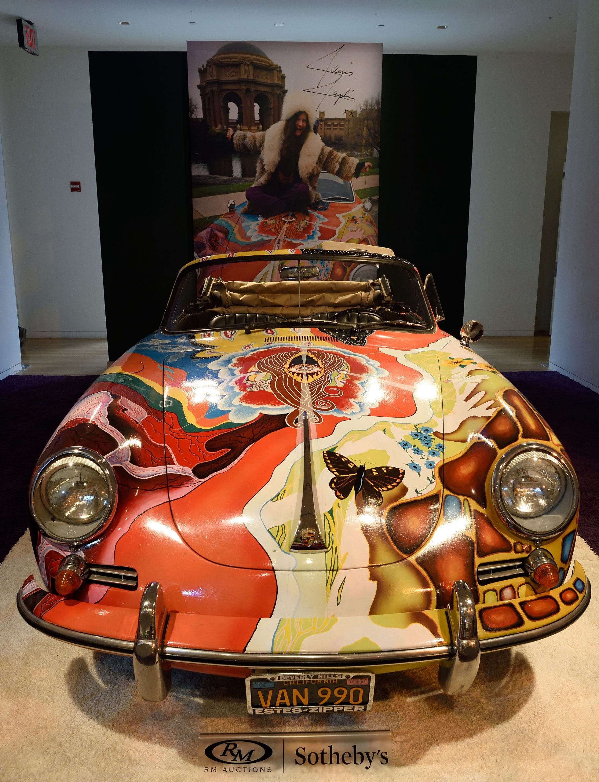 psychedelic Rolls-Royce