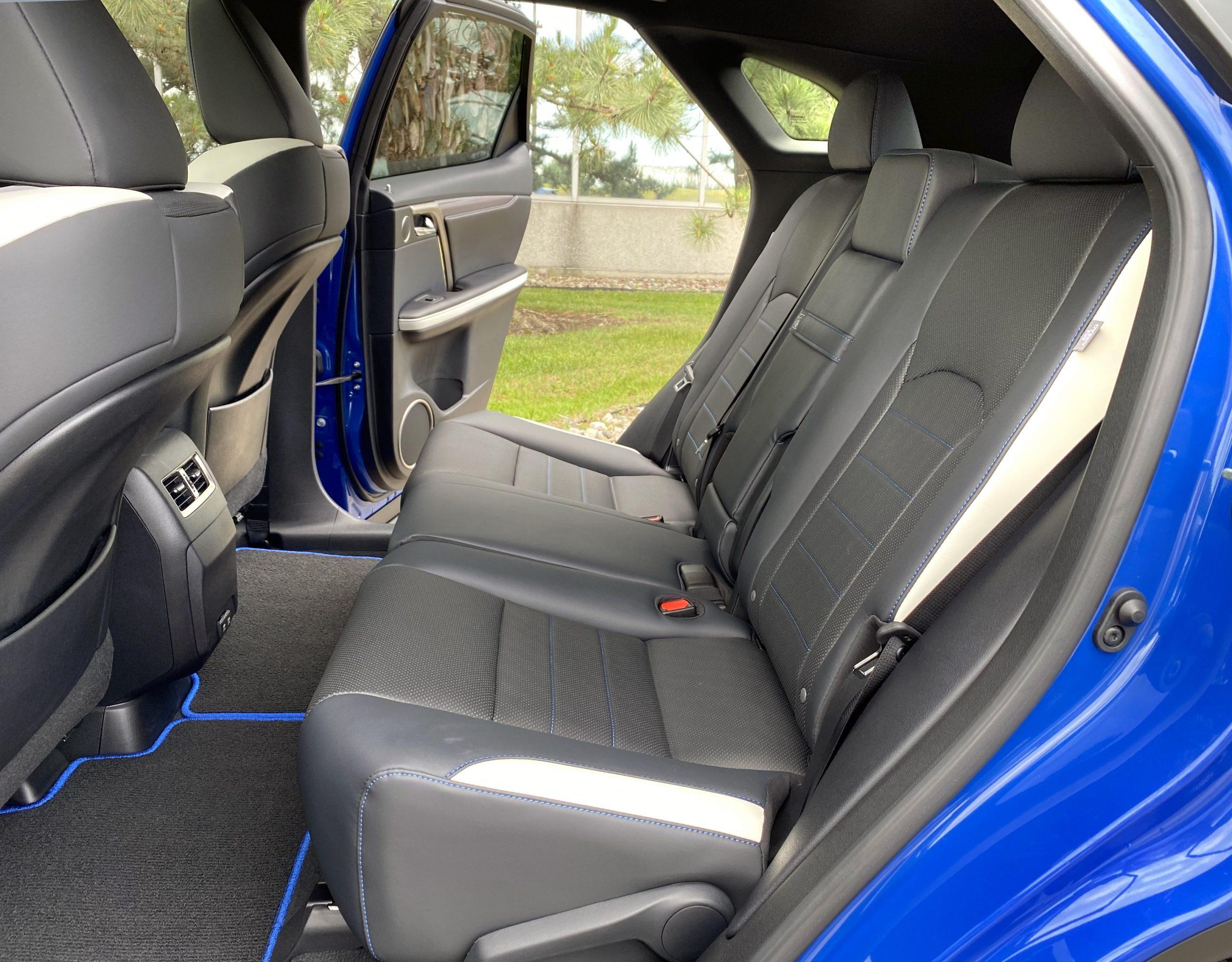 2021 Lexus RX350 AWD Blackstripe