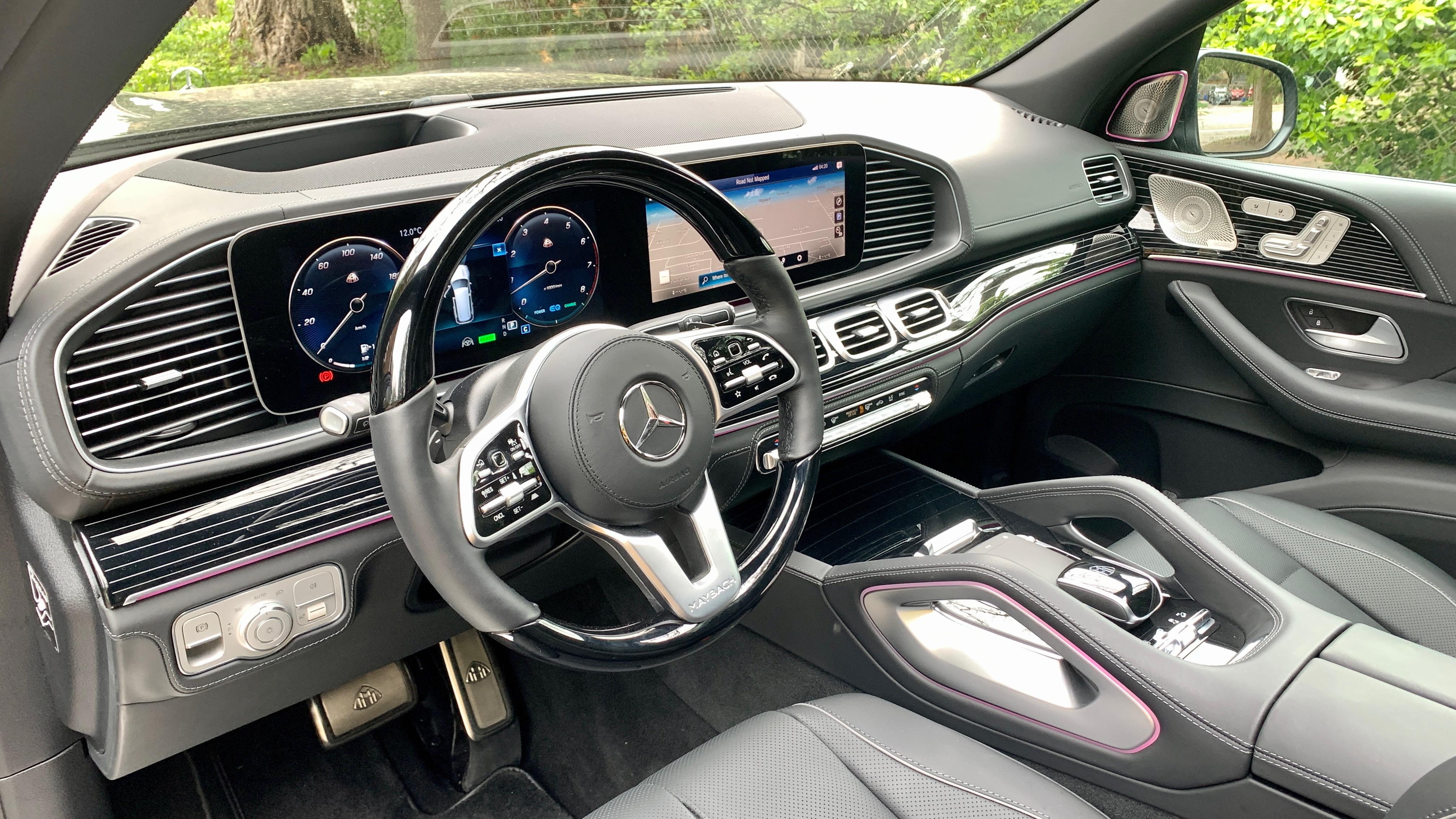 2021 Mercedes-Maybach GLS 600 4MATIC