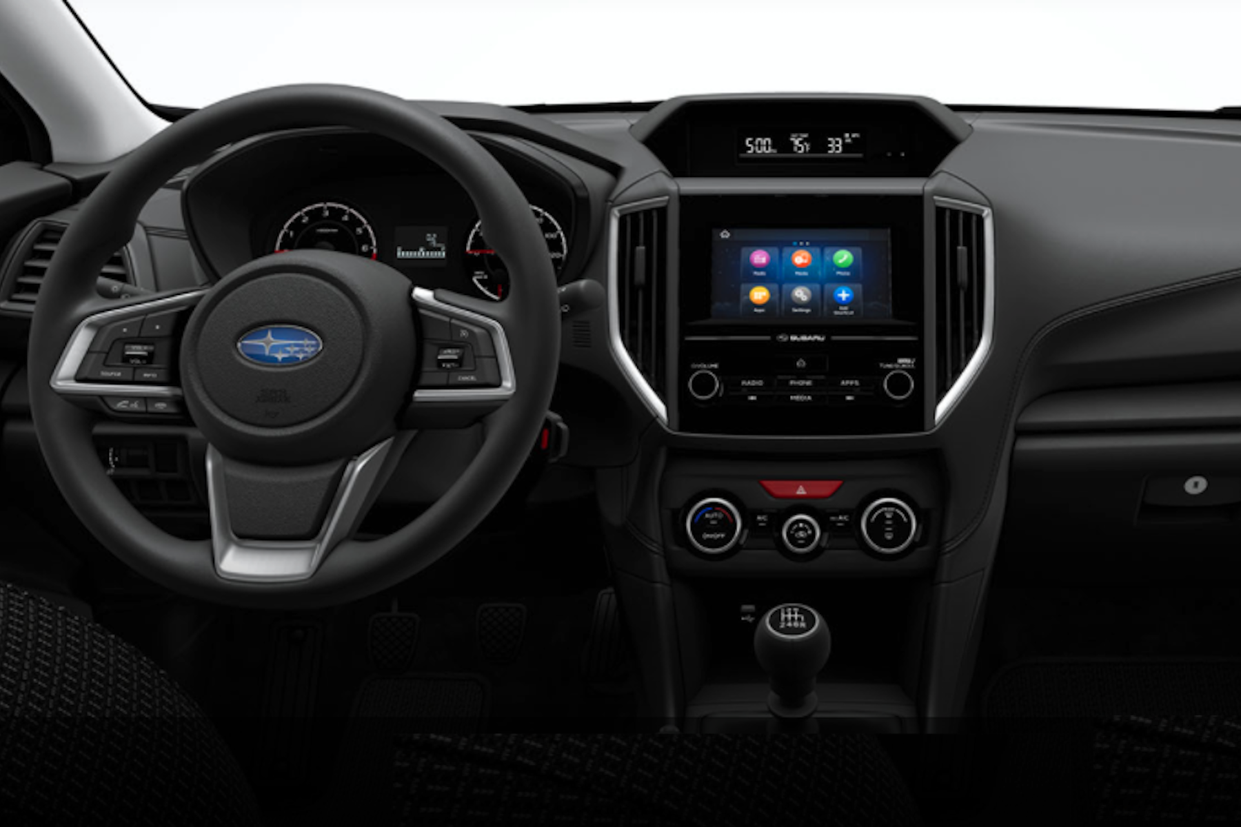 2021 Subaru Crosstek