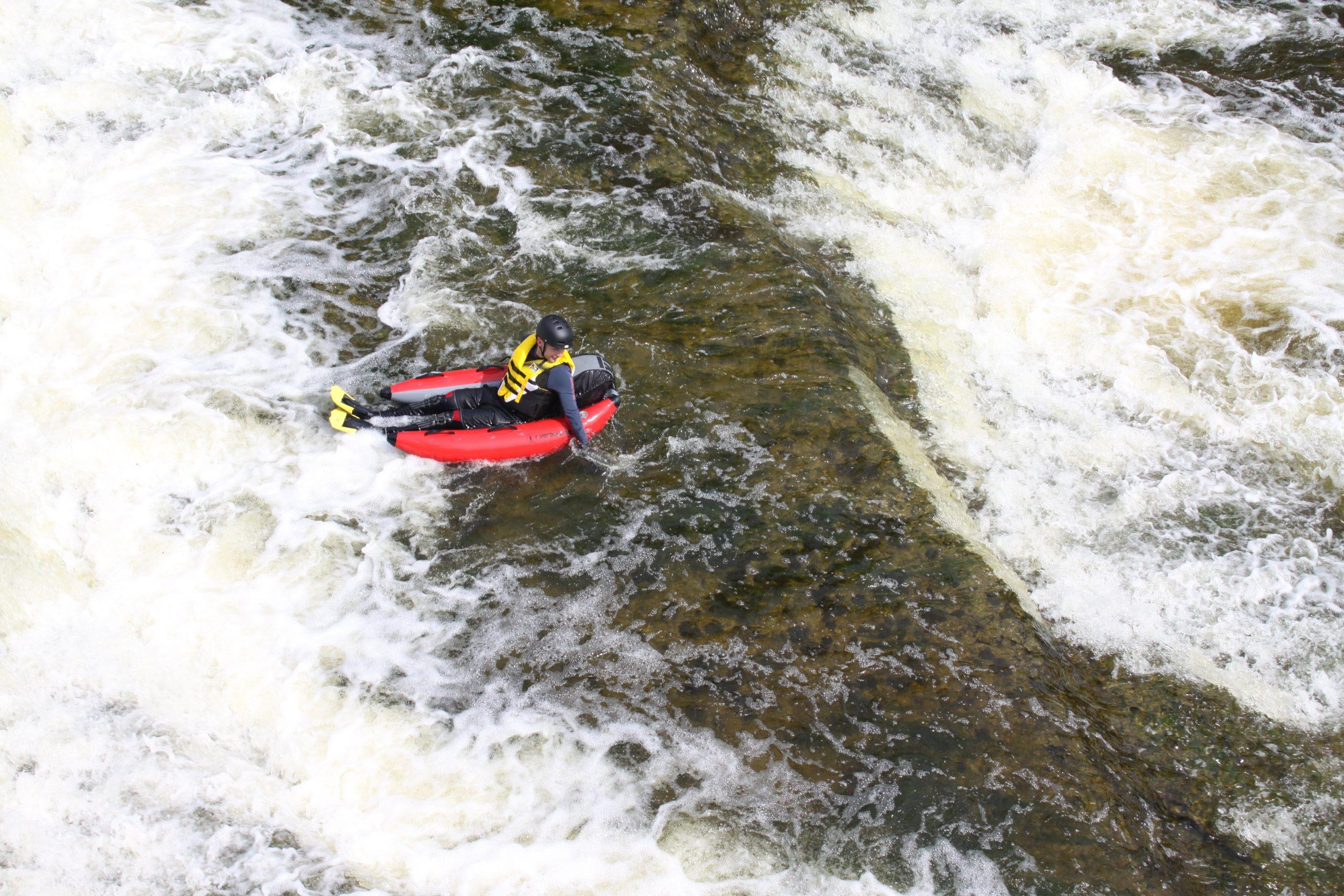 Elora Rafting